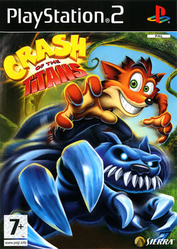 Crash of the Titans - Ps2