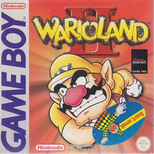 Wario Land 2 - Gameboy