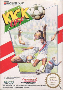 Kick Off - NES