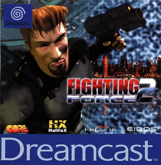 Fighting Force 2 - Dreamcast