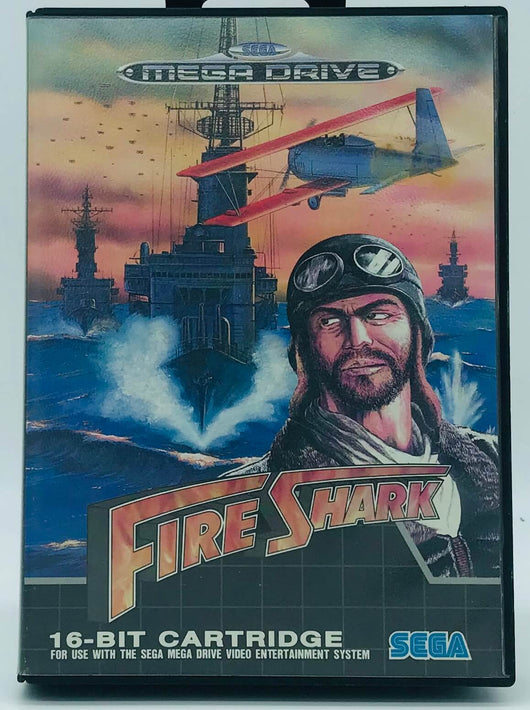 Fire Shark - Megadrive