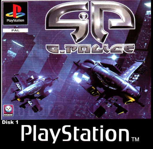 G-Police - PS1