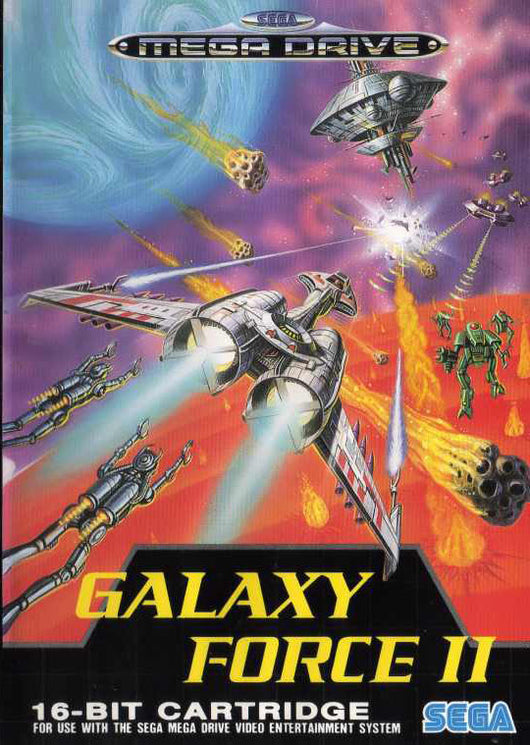 Galaxy Force 2 - Megadrive