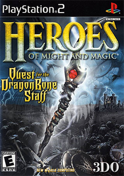 Heroes of Might & Magic - Ps2