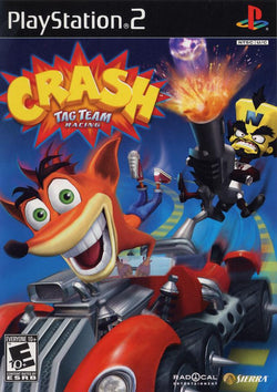 Crash Tag Team Racing - Ps2