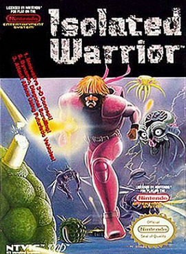 Isolated Warrior - NES