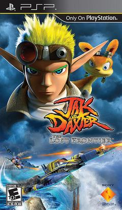 Jak & Daxter: The Lost Frontier - PSP
