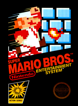 Super Mario Bros. 1 - NES