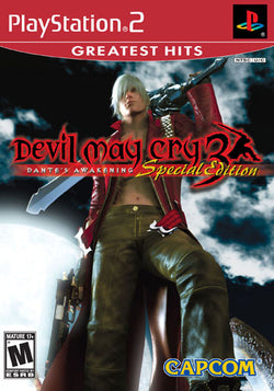 Devil May Cry 3 Special Ed. - Ps2