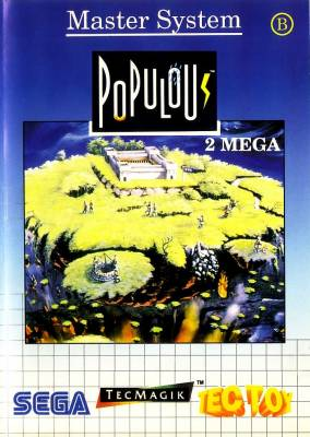 Populous - Master System