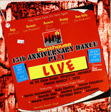 "Various : Penthouse 15th Anniversary Dance Pt.1 Live (12"", Mixed)"