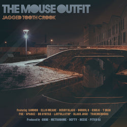The Mouse Outfit - Jagged Tooth Crook SALE25