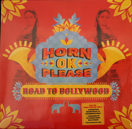 Various Artists - Horn OK Please Road to Bollywood SALE25