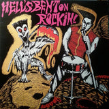 Various : Hell's Bent On Rockin ! (LP, Comp)
