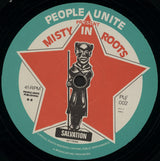 "Misty In Roots : Rich Man / Salvation (12"")"