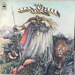 Anna Russell : The Anna Russell Album? (2xLP, Comp, Mono, Gat)