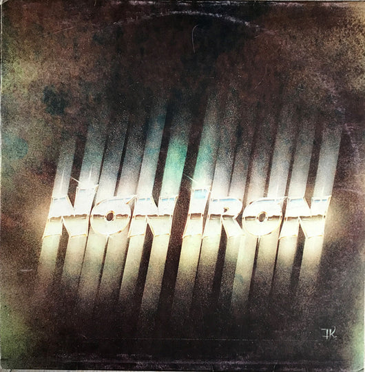 Non Iron : Candles And Rain (LP, Album)
