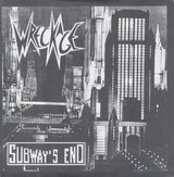 "Wreckage : Subway's End (7"", Single, Red)"