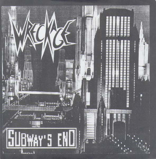 Wreckage : Subway's End (7