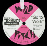 "Kool D With Technolo-G : Now Dance  (12"")"