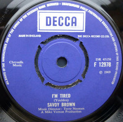 Savoy Brown : I'm Tired  (7