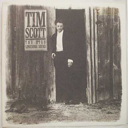 Tim Scott McConnell : The High Lonesome Sound (LP, Album)