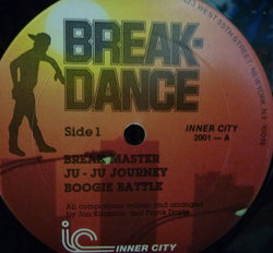 Break-Dance : Break-Dance (LP, Album)