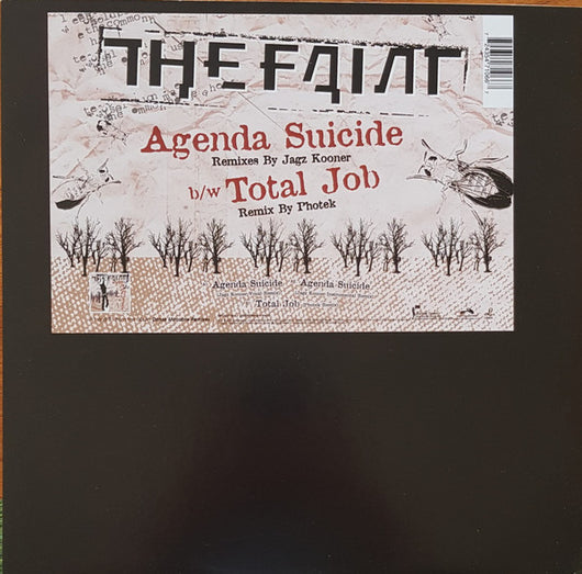 The Faint : Agenda Suicide (Remixes) (12