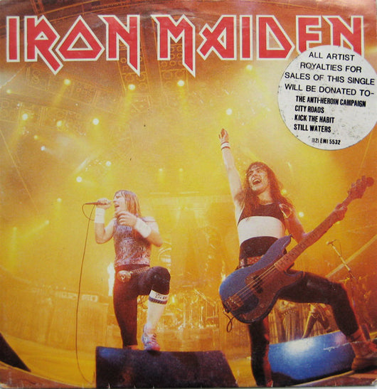 Iron Maiden : Running Free (7