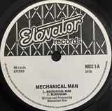"Devo : Mechanical Man (7"", EP, Gre)"