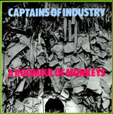 Captains Of Industry : A Roomful Of Monkeys (LP, Album)
