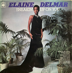 Elaine Delmar : Sneakin' Up On You (LP, Album)