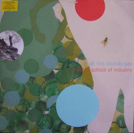 Preston School Of Industry : All This Sounds Gas (2xLP, Album)