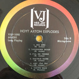 Hoyt Axton : Explodes (LP, Album)