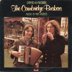 The Cambridge Buskers : Music In The Streets (LP, Album)