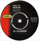 "The Flee-Rekkers : Stage To Cimarron (7"", Single)"