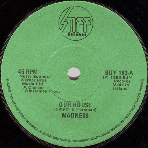 Madness : Our House (7