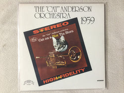 Cat Anderson And His Orchestra : Cat On A Hot Tin Horn (LP, Album, RE)