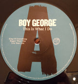 Boy George : This Is What I Do (2xLP, Album + CD, Album)