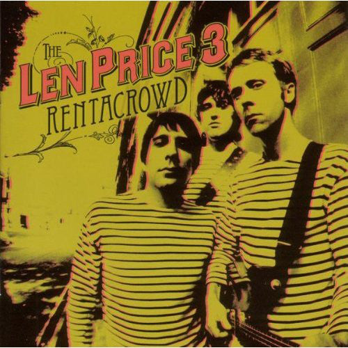 The Len Price 3 : Rentacrowd (LP, Album + CD, Album, Ltd)