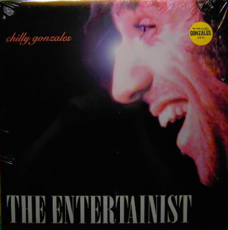 Gonzales : The Entertainist (LP, Album)