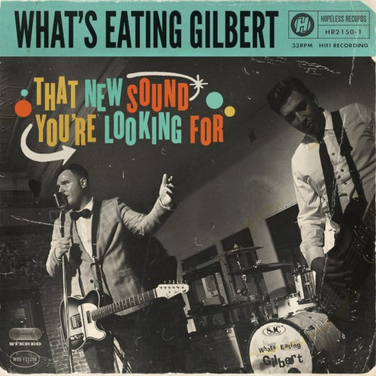 What's Eating Gilbert : That New Sound You're Looking For (LP, Yel)