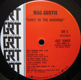 Mac Curtis : Early In The Morning (LP, Album)