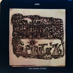 Spirit (8) : Spirit Of '76 (2xLP, Album)