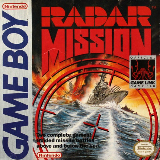 Radar Mission - Gameboy
