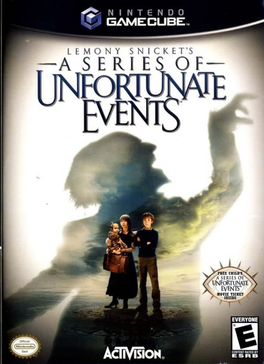 A Series Of Unfortunate Events - Gamecube