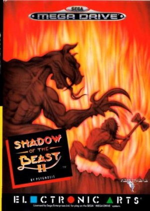 Shadow of the Beast 2 - Megadrive