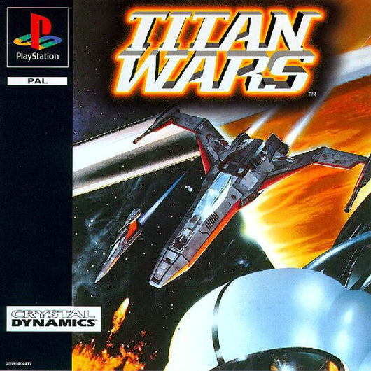 Titan Wars - PS1