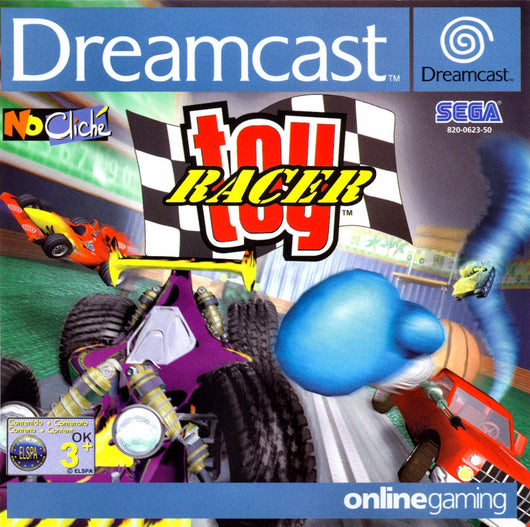 Toy Racer - Dreamcast