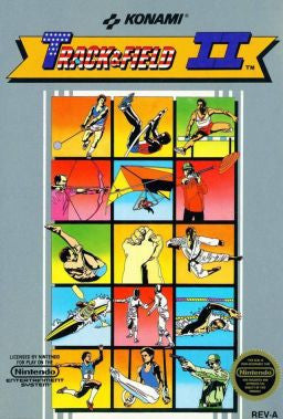 Track and Field 2 - NES